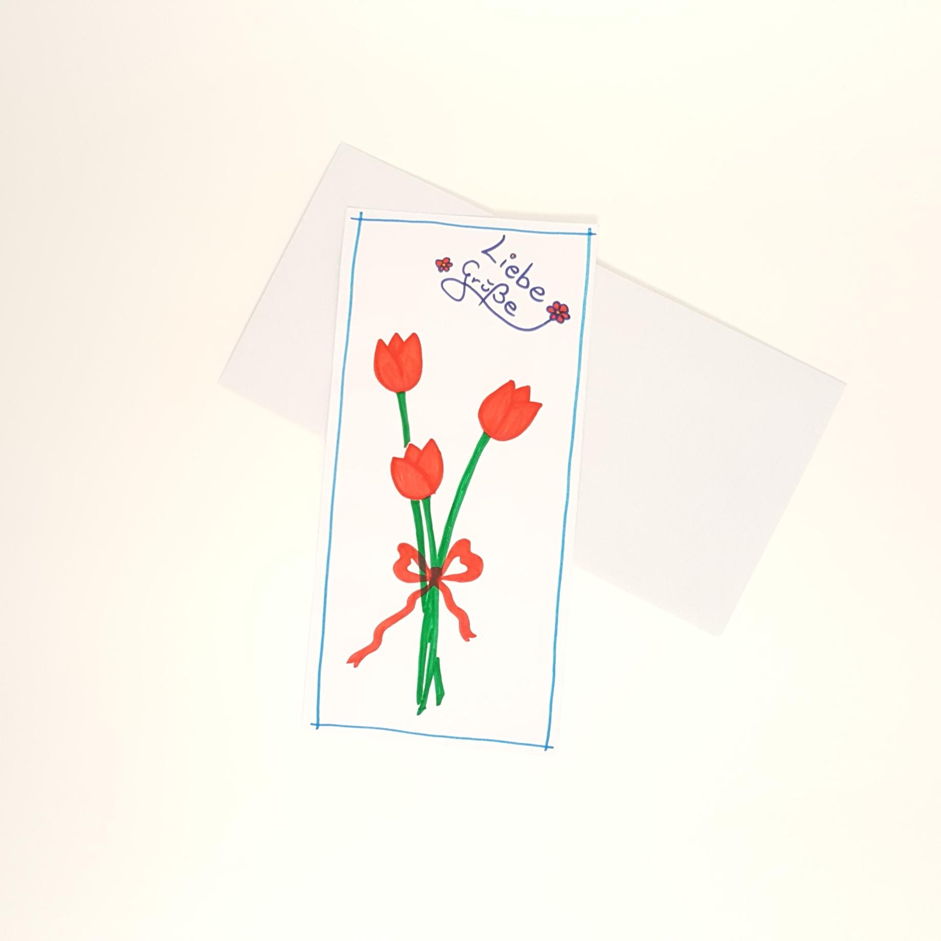 Osterei und Postkarten (9)