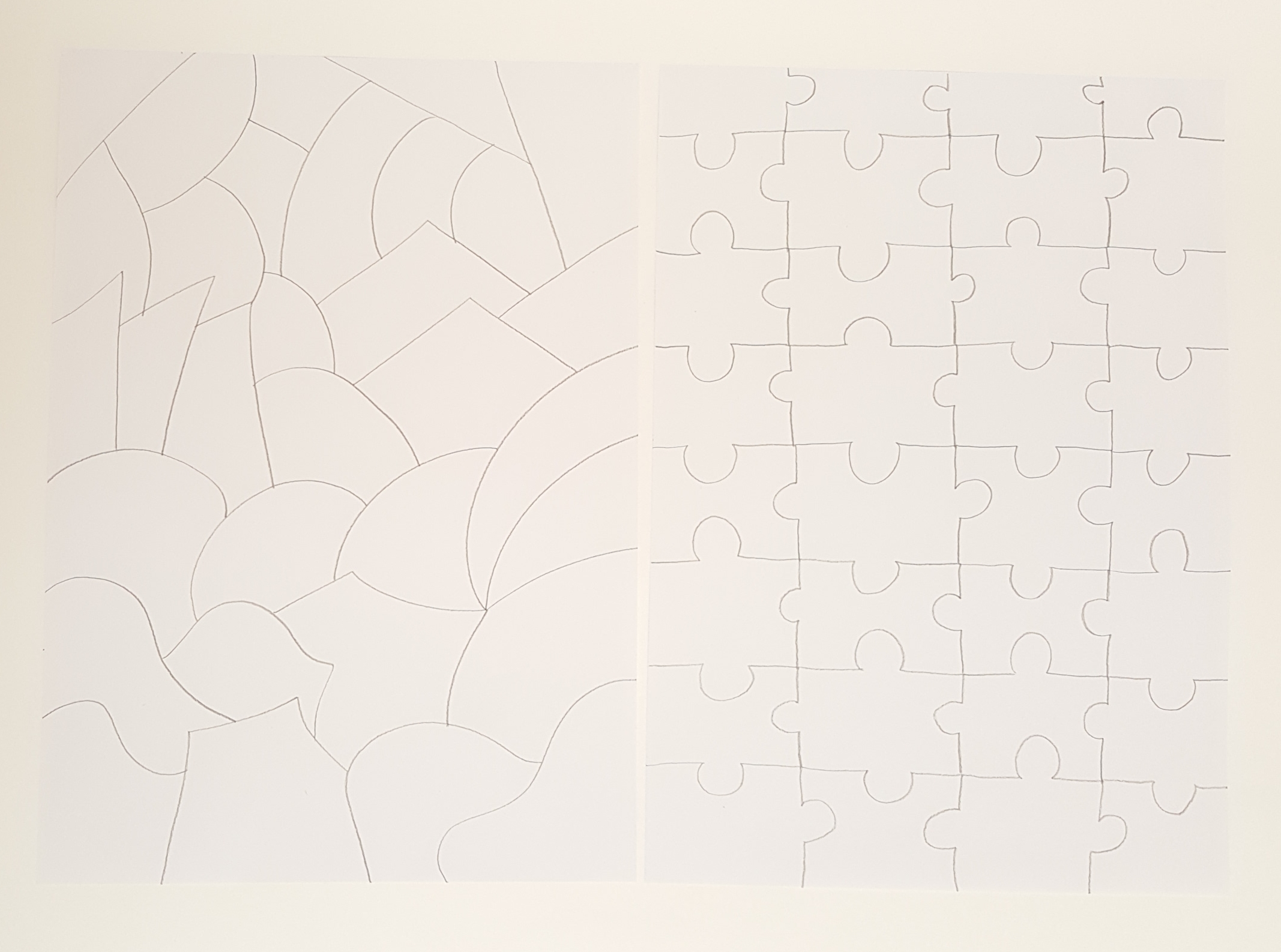 Puzzle basteln (5)